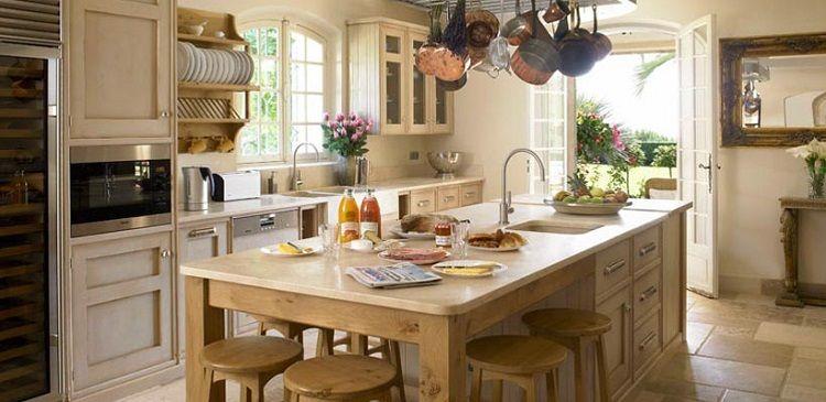 Déco campagne dans notre cuisine - 30 idées inspirantes | Deco ...