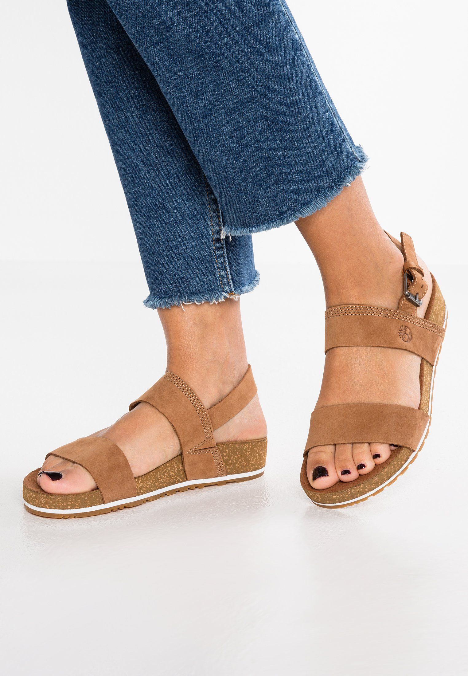 b608c3ed810e Timberland MALIBU WAVES BANDS - Platform sandals - saddle for £64.99  (16 03 18) with free delivery at Zalando