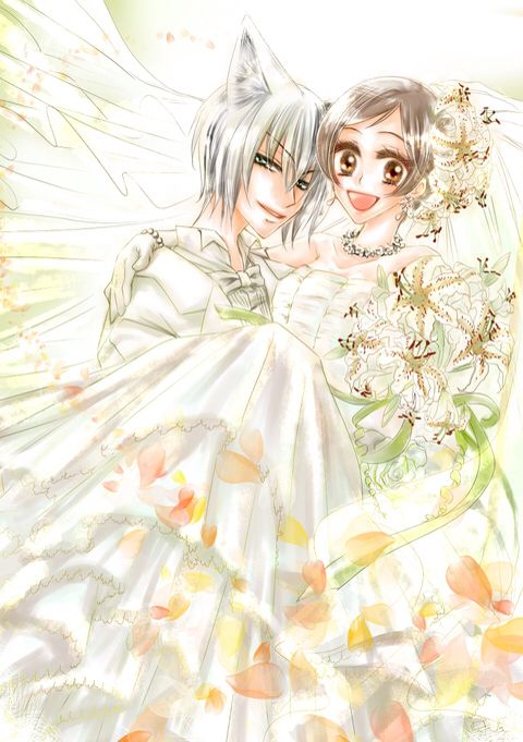 Kamisama Kiss Manga Finally Came To An End A Happy Ending I Will Surely Miss Tomoe And Nanami TT