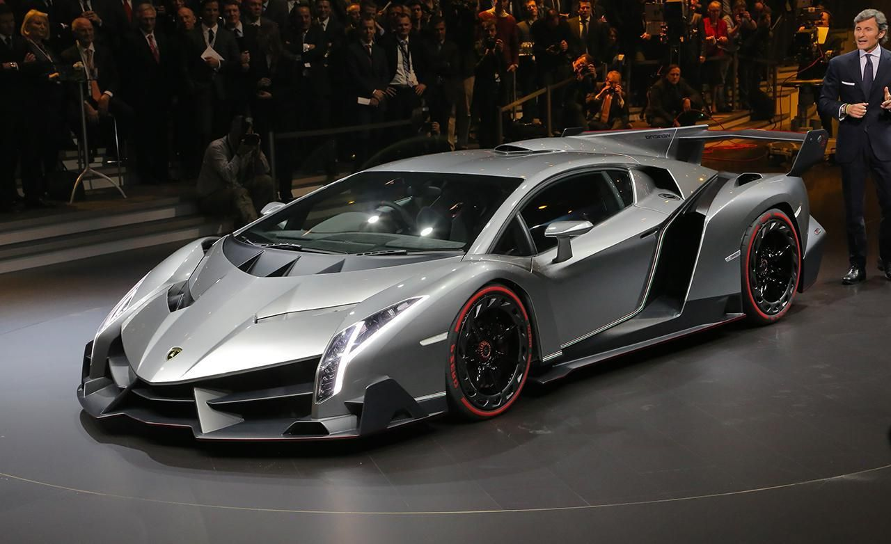 Top Ten Sports Cars Of All Time