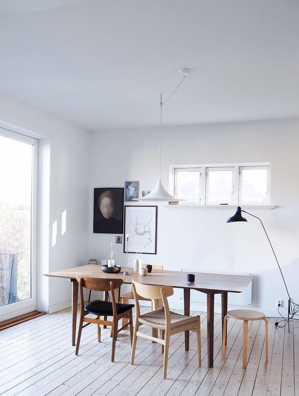 Ask Og Eng A Sustainable Design Studio Minimalist Dining Room