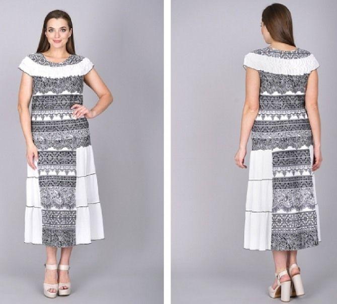 Какие летние наряды самые модные и красивые для женщин за ...
