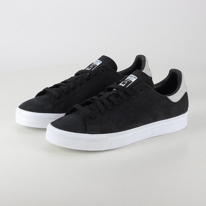 Adidas Stan Smith Vulc - Black