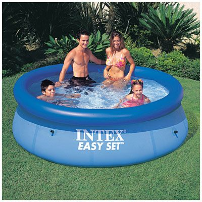 Intex 8 X 30 Easy Set Pool 35 Easy Set Pools Intex Swimming Pool Inflatable Swimming Pool