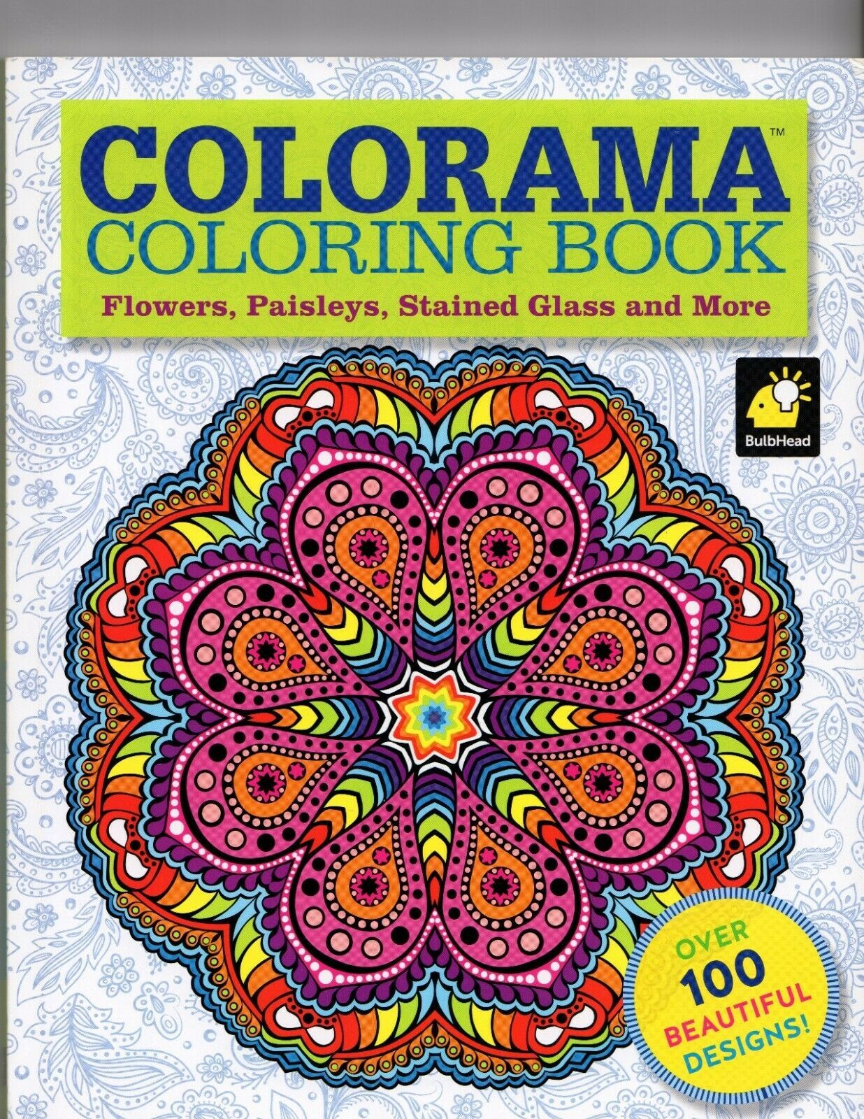 Colorama 2015 paperback in 2020 book flowers