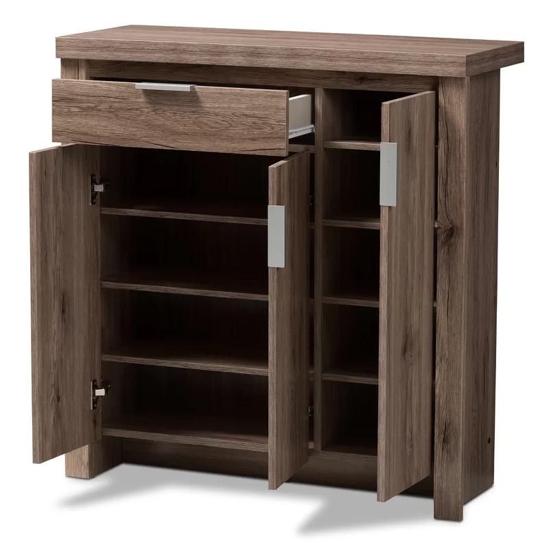 Tellier Shoe Storage Cabinet In 2020 Shoe Storage Cabinet Shoe Cabinet Design Shoe Cabinet