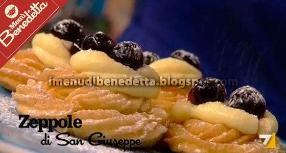 Zeppole Di San Giuseppe Bignole O Bigne Yummy Food Sweet E Foods