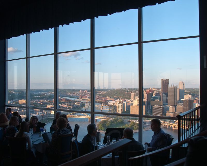 Monterey Bay Fish Grotto Seafood Restaurant In Pittsburgh Pa Simply The Best View Town