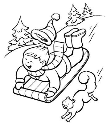 graphic relating to Free Printable Winter Coloring Pages known as Pin upon wintertime