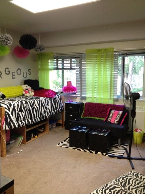 Single Dorm Room: Single Dorm Room At Michigan State, Just Moved My Daughter