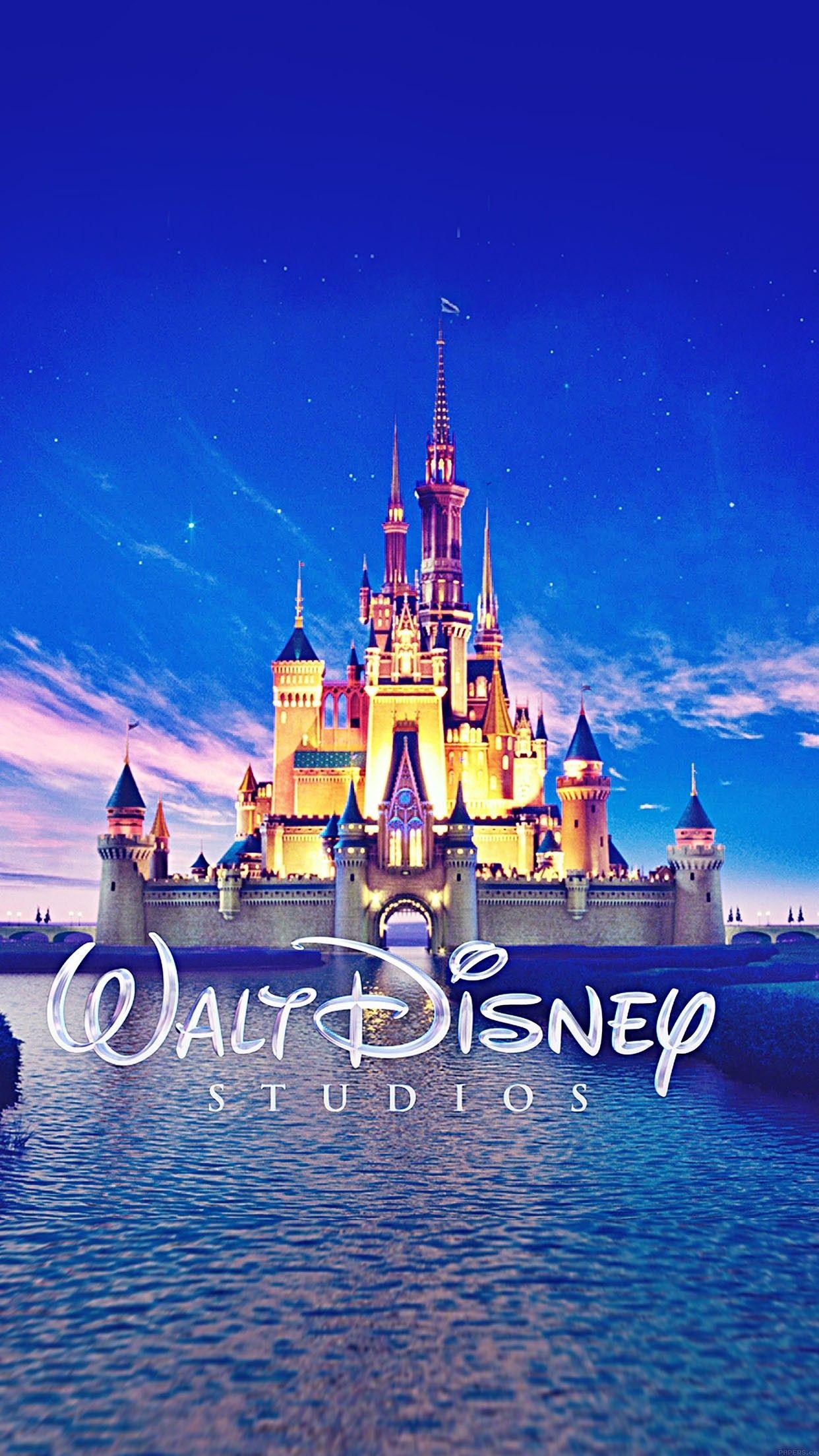 Disney Castle Wallpaper Tumblr Wallpaper Iphone Disney Walt Disney Studios Walt Disney Castle
