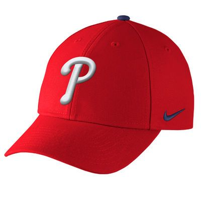 Sports Shop has Men s Nike Red Philadelphia Phillies Wool Classic  Adjustable Performance Hat plus easy flat rate shipping! a6519bbd157f