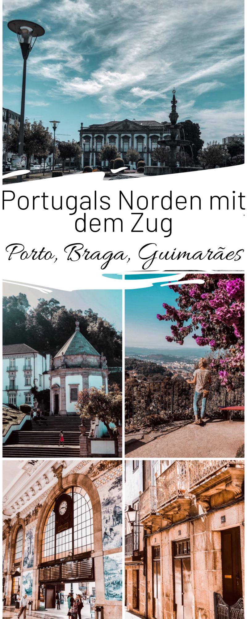 Nordportugal mit dem Zug - Braga, Guimarães & Porto ⋆ Child & Compass