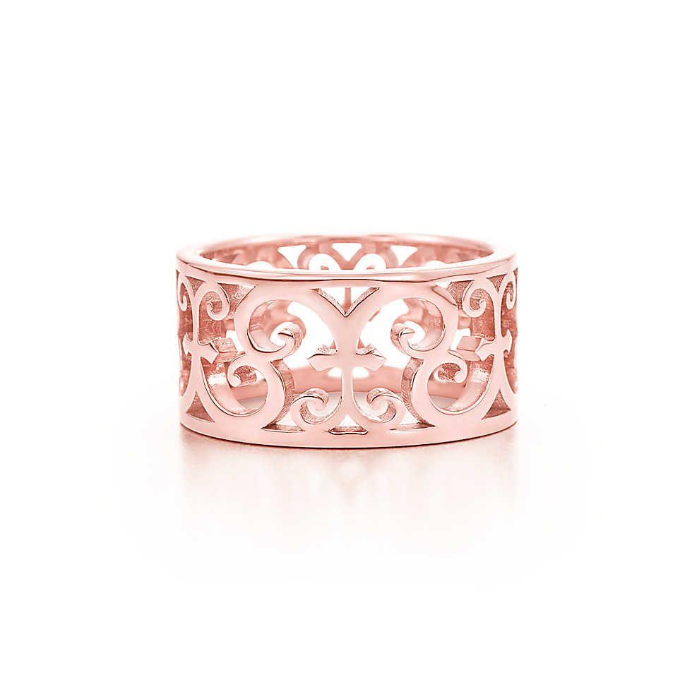 Tiffany Enchant® Ring   Tiffany engagement, Tiffany and Wide rings
