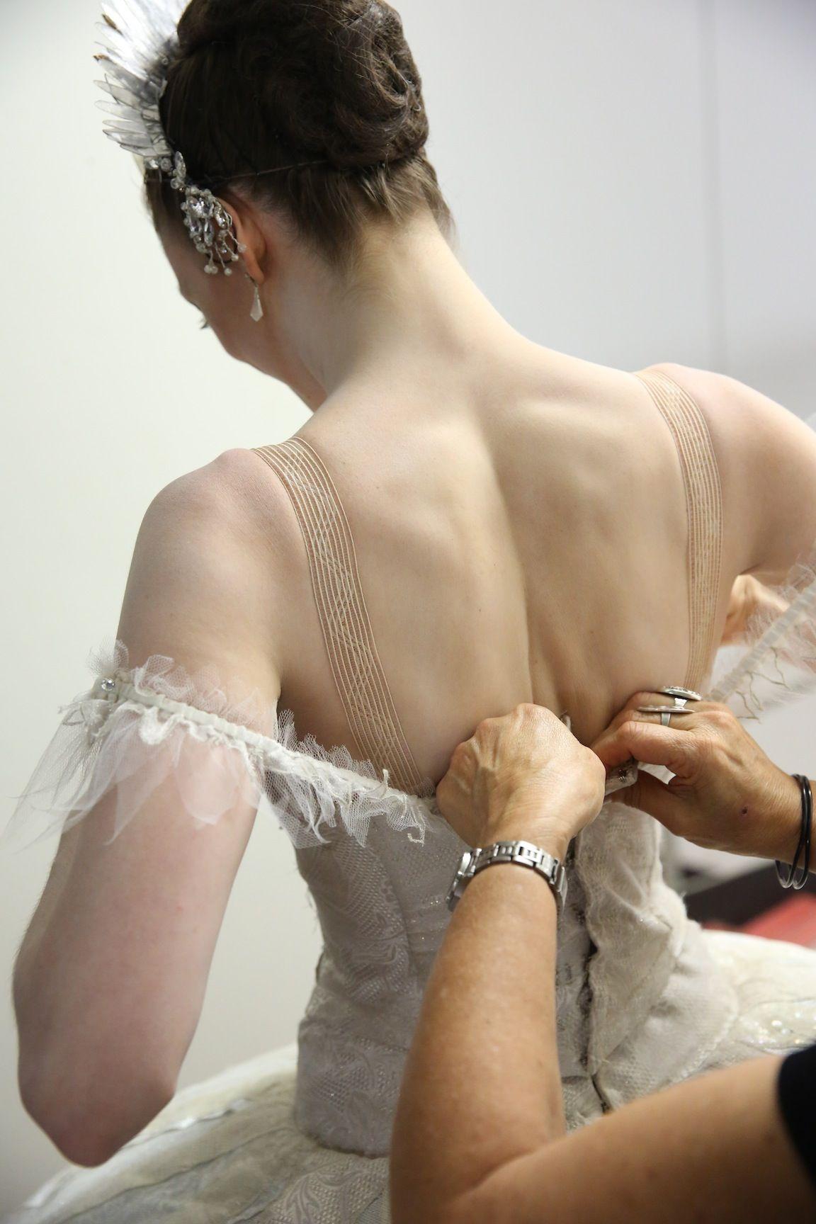 Queensland Ballet Principal Clare Morehen
