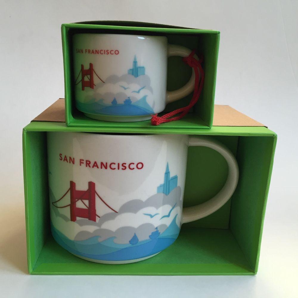 And Ornament Are Starbucks Francisco Nib Set San Mug Here You I7Yyb6gfvm