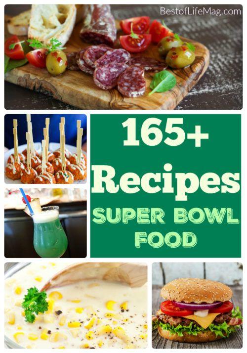 The ultimate super bowl food ideas list 165 recipes bowls the ultimate super bowl food ideas list 165 recipes forumfinder Choice Image