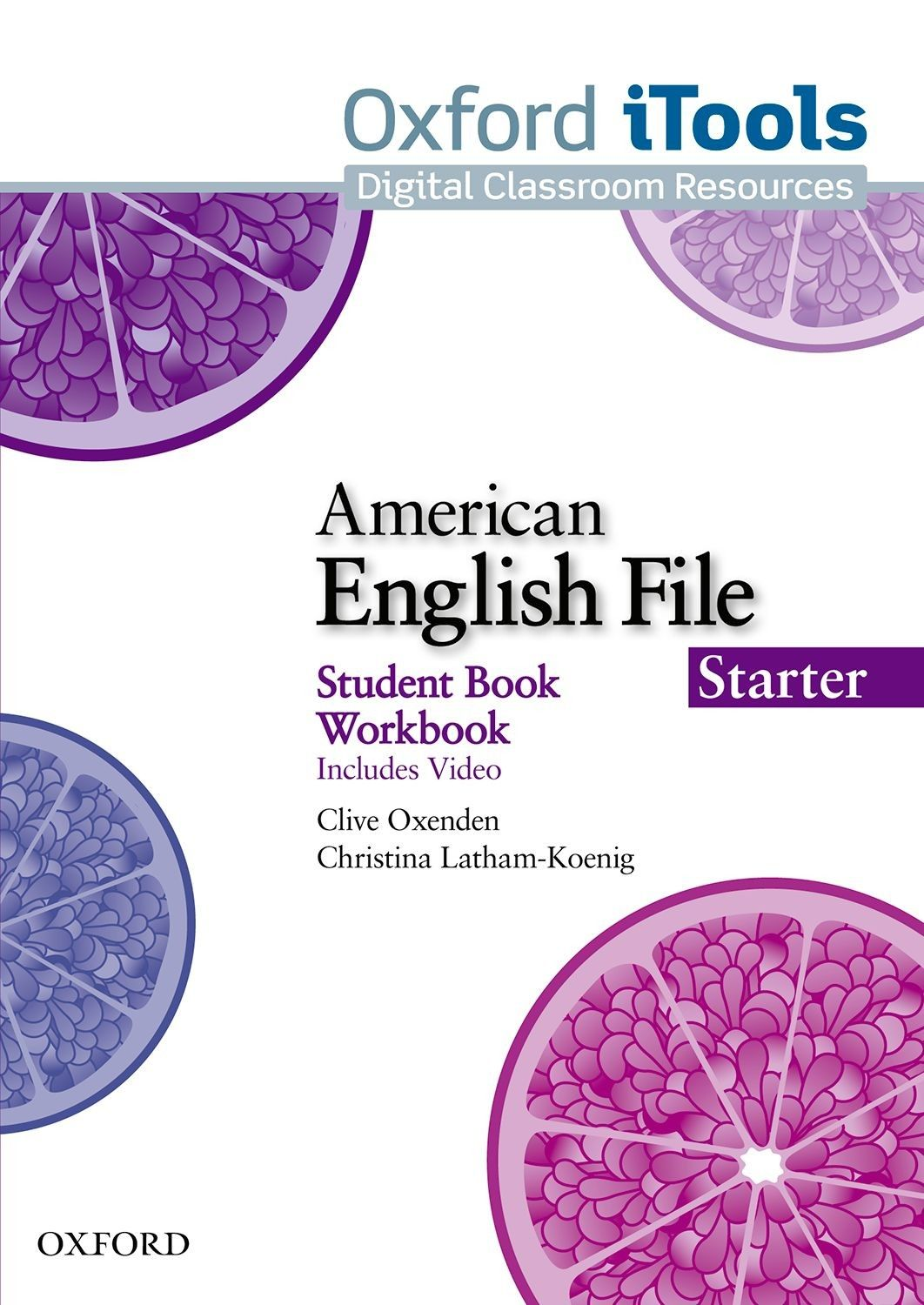 Check Out Our New Product American English File Starter Itools Dvd