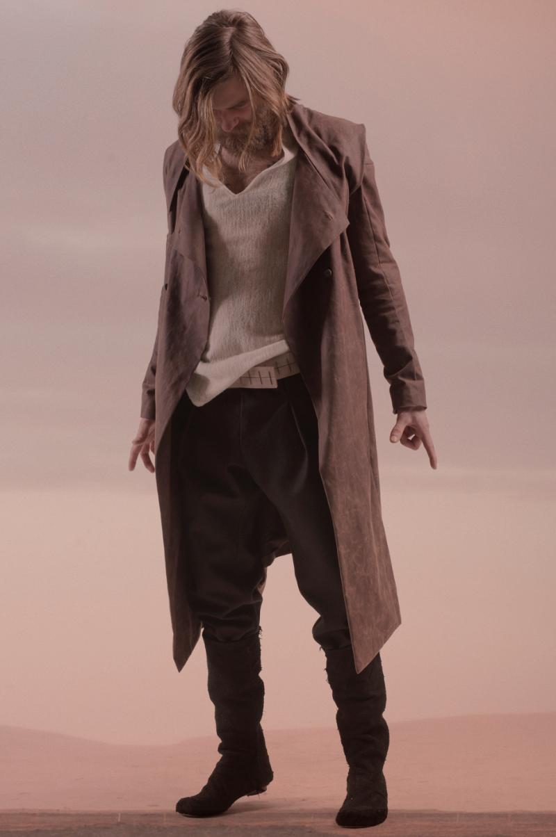 12th February 2015 - Sruli Recht Fall/Winter 2012 - Field Dressing