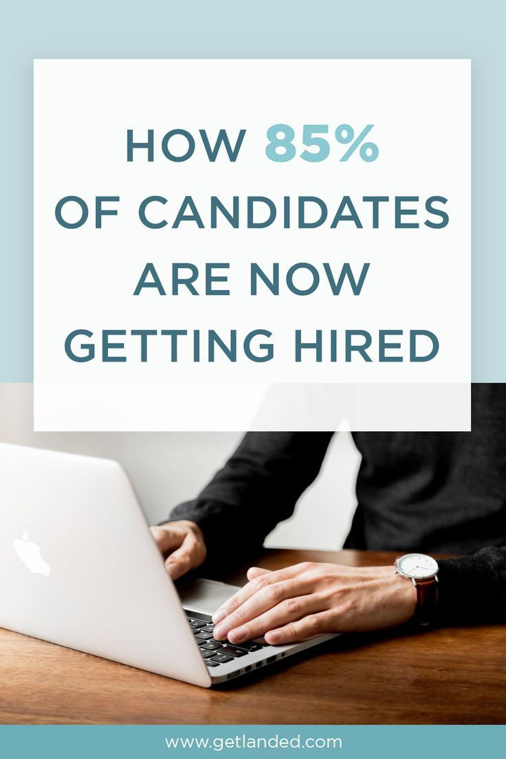 Increase your Chances of Getting Hired with this ONE Extra