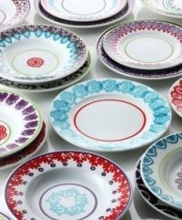 My dream plate set-- all different