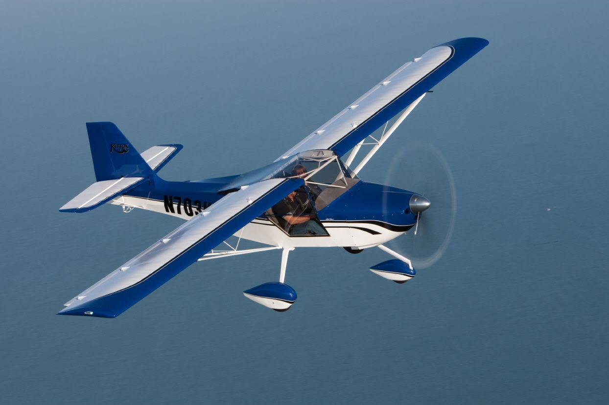 Kitfox Aircraft LLC Kitfox Light Sport