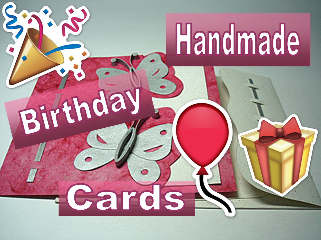 Creative Homemade Diy Birthday Card Ideas Best Messages How To Make