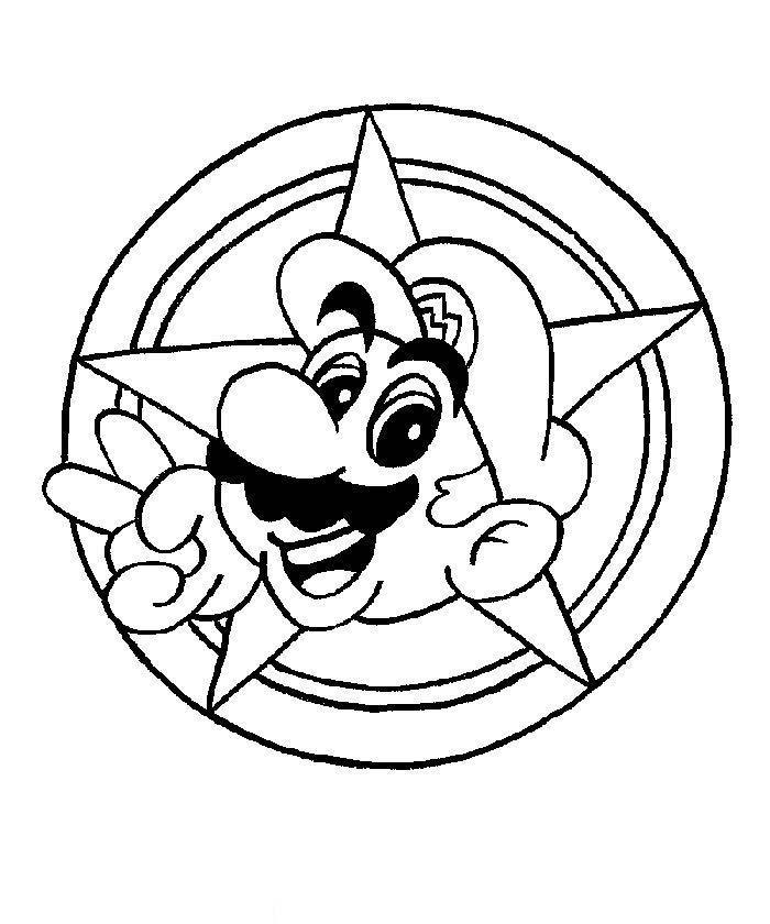 Kleurplaten Mario Kat.Super Mario Coloring Pages Scanncut Kleurplaten Mario