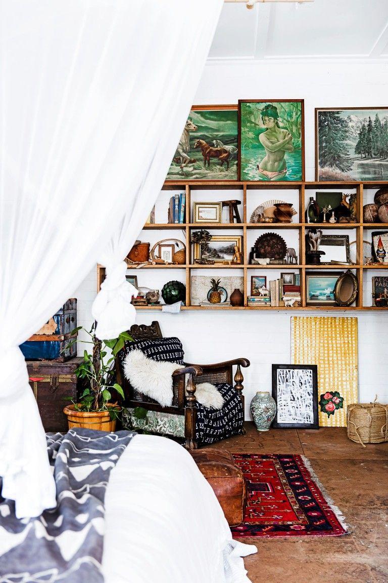 Vivre Dans Un Loft la vie bohème : vivre dans un entrepôt || le loft d'anamai carbobel