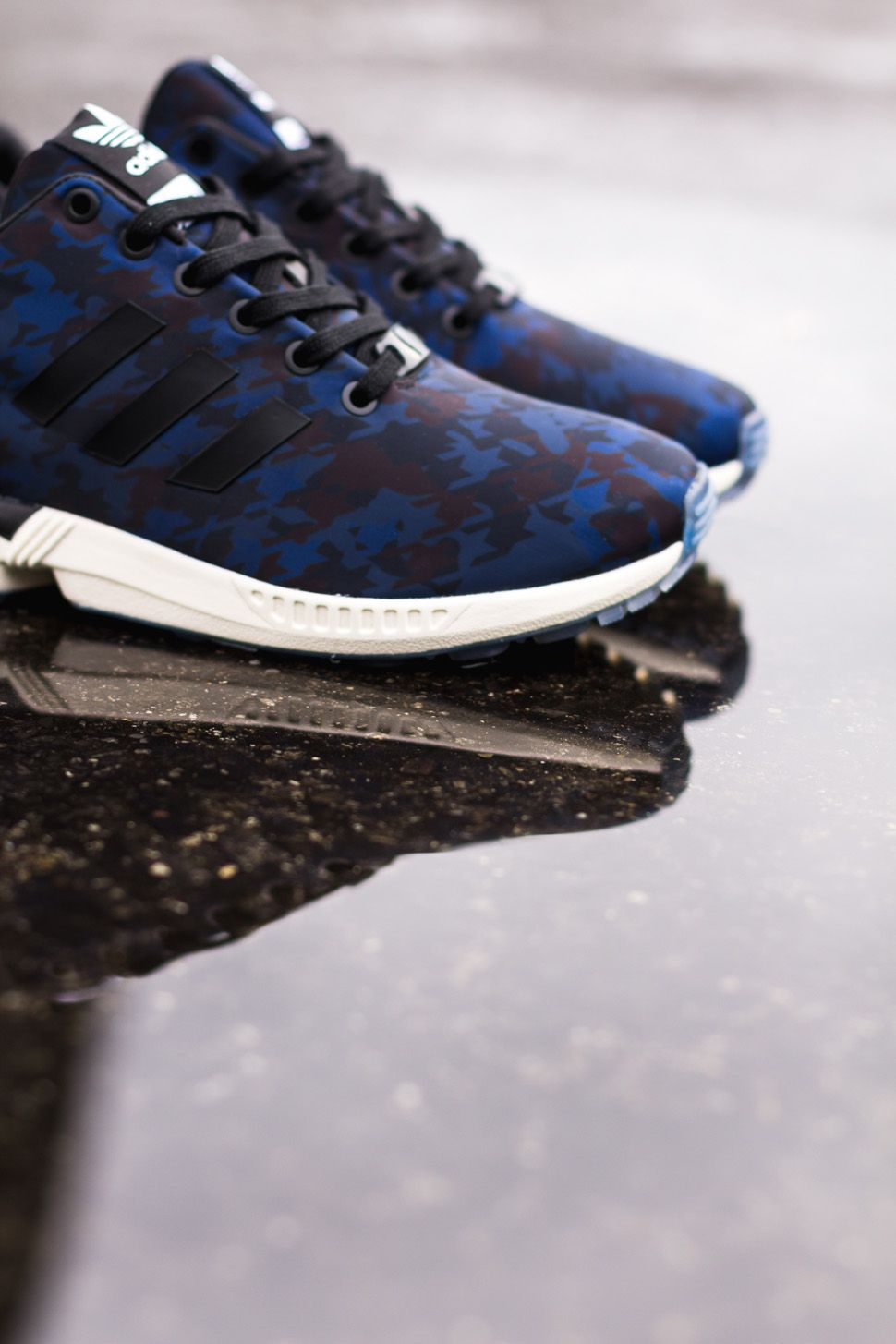 Adidas Zx Flux Weave Men's Running Shoes   Fashion