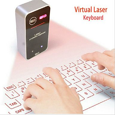 Ultra-Portable Virtual Projection Laser Keyboard. Need this for your working outdoors? get this in our biggest Thanksgiving deal right now.