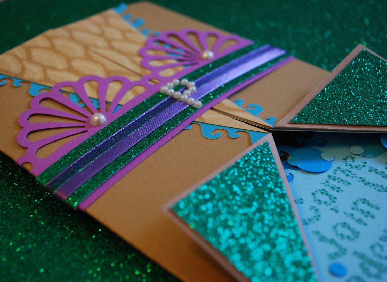 best 25  little mermaid invitations ideas on pinterest