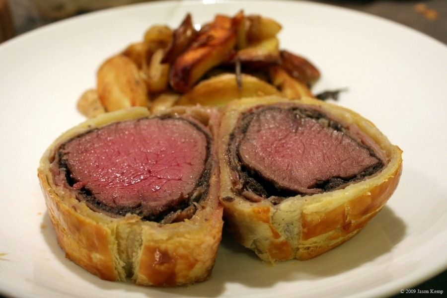 Beef Wellington Is My Everest For Cooking And One Of The Hardest Dishes To Make According To