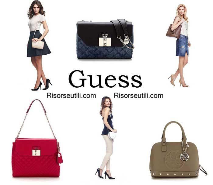 Bags Guess Fall Winter 2017 Handbags For Women