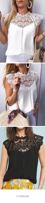 elegante blusen mit rundhalsausschnitt sommerkleider