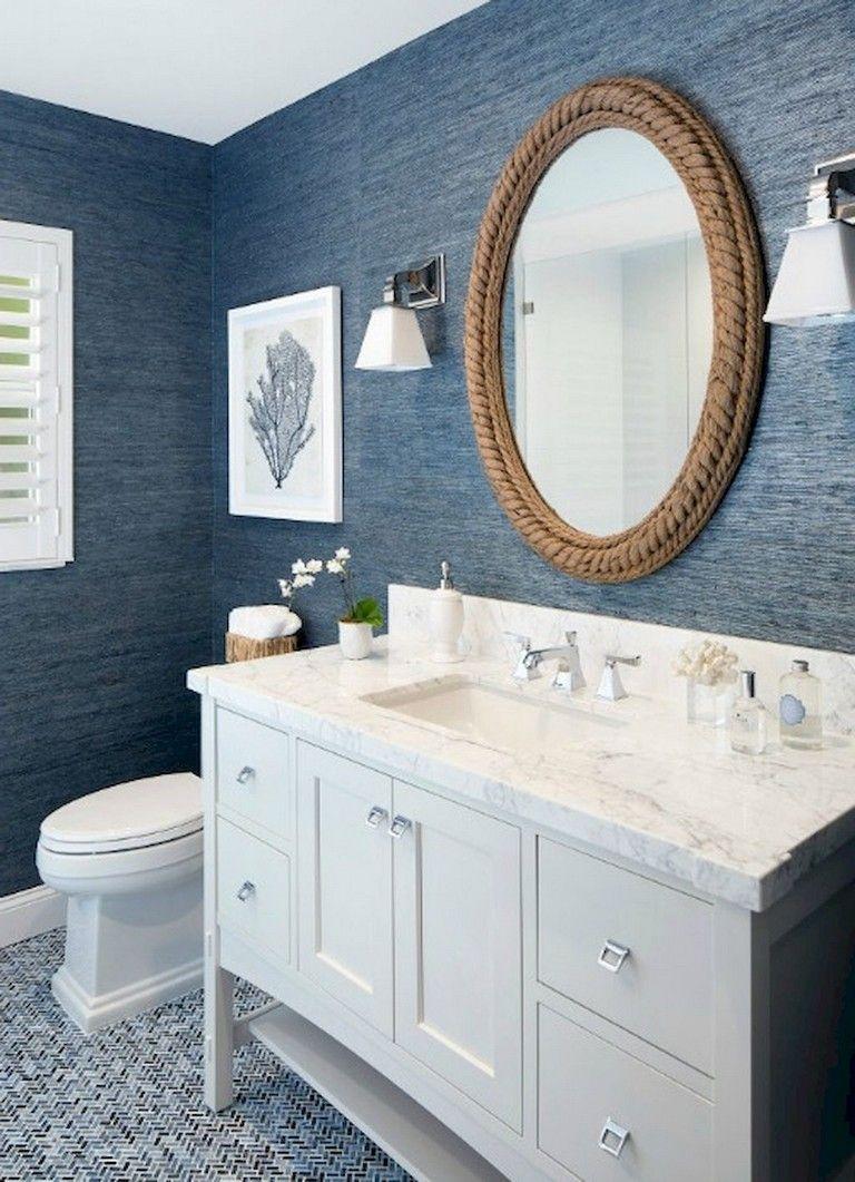 65 First Inspire Coastal Bathroom Remodel Design Ideas Coastal
