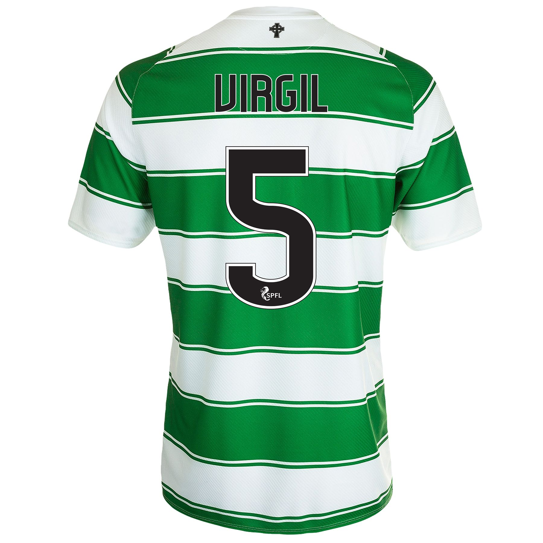 BUY Virgil Van Dijk s Celtic Home shirt for 2015 16 from the Celtic  Superstore f83a1e375