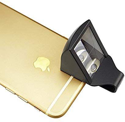 Xfox® CP90L01 iPhone SPY LENS Spy Gear 90