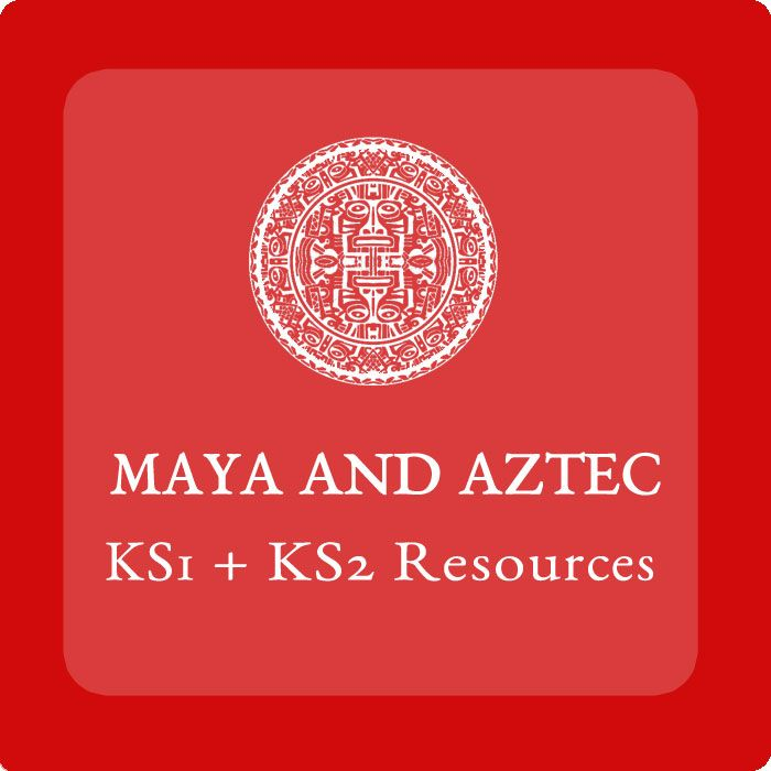 Pin By Curriculum Visions On Maya And Aztec Empires Ks1 And Ks2