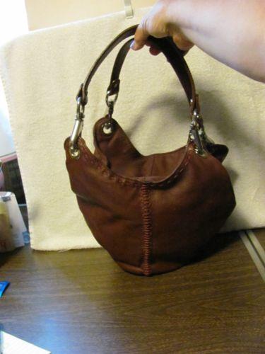 DESMO WOMENS BROWNISH RED SHOULDER SATCHEL HANDBAG GENUINE LEATHER Satchel  Handbags 4278dd9cd3c97