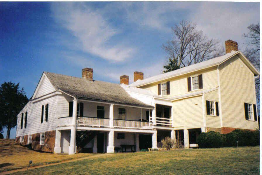 Ashlawn Highland Home Of President James Monroe Historic Homes Presidential History Highland Homes