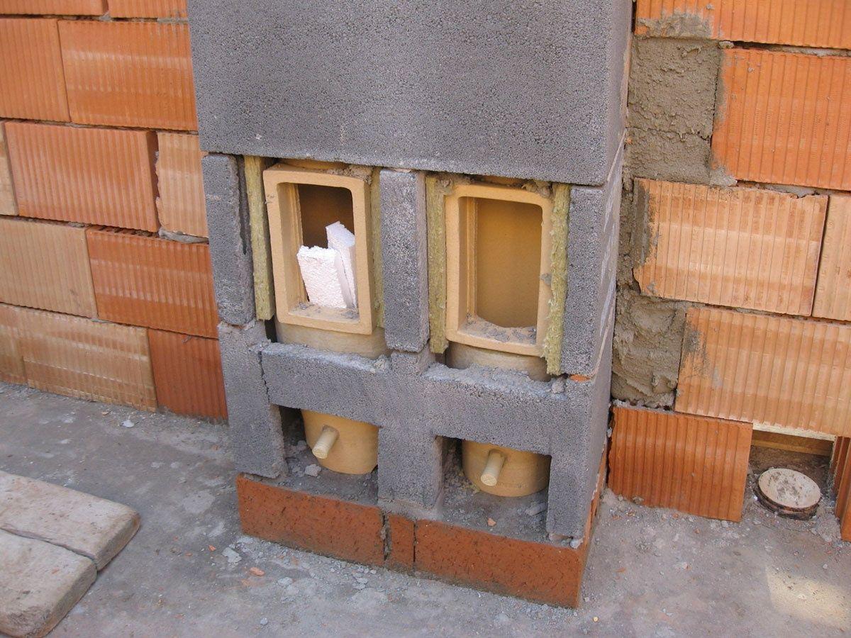 Дымоход керамзитобетон заказать бетон в джанкое