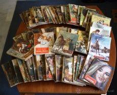 Antiguas Novelas Colección OASIS Editorial Bruguera. Años 40. Más de 100 ejemplares