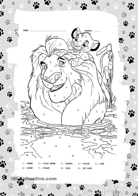 medium resolution of The Lion King   Lion king
