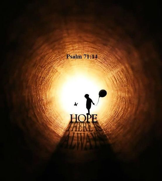 There's always HOPE. #faith #faithquotes #hope @YankInAustralia
