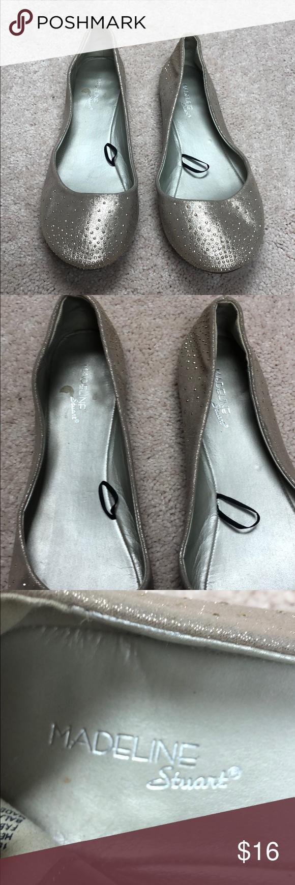 Madeline Stuart ballet slipper