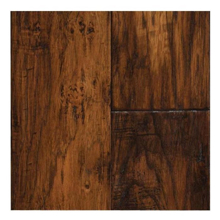 Mountain View Autumn Hickory Hand Scraped Hardwood | Nebraska Furniture Mart
