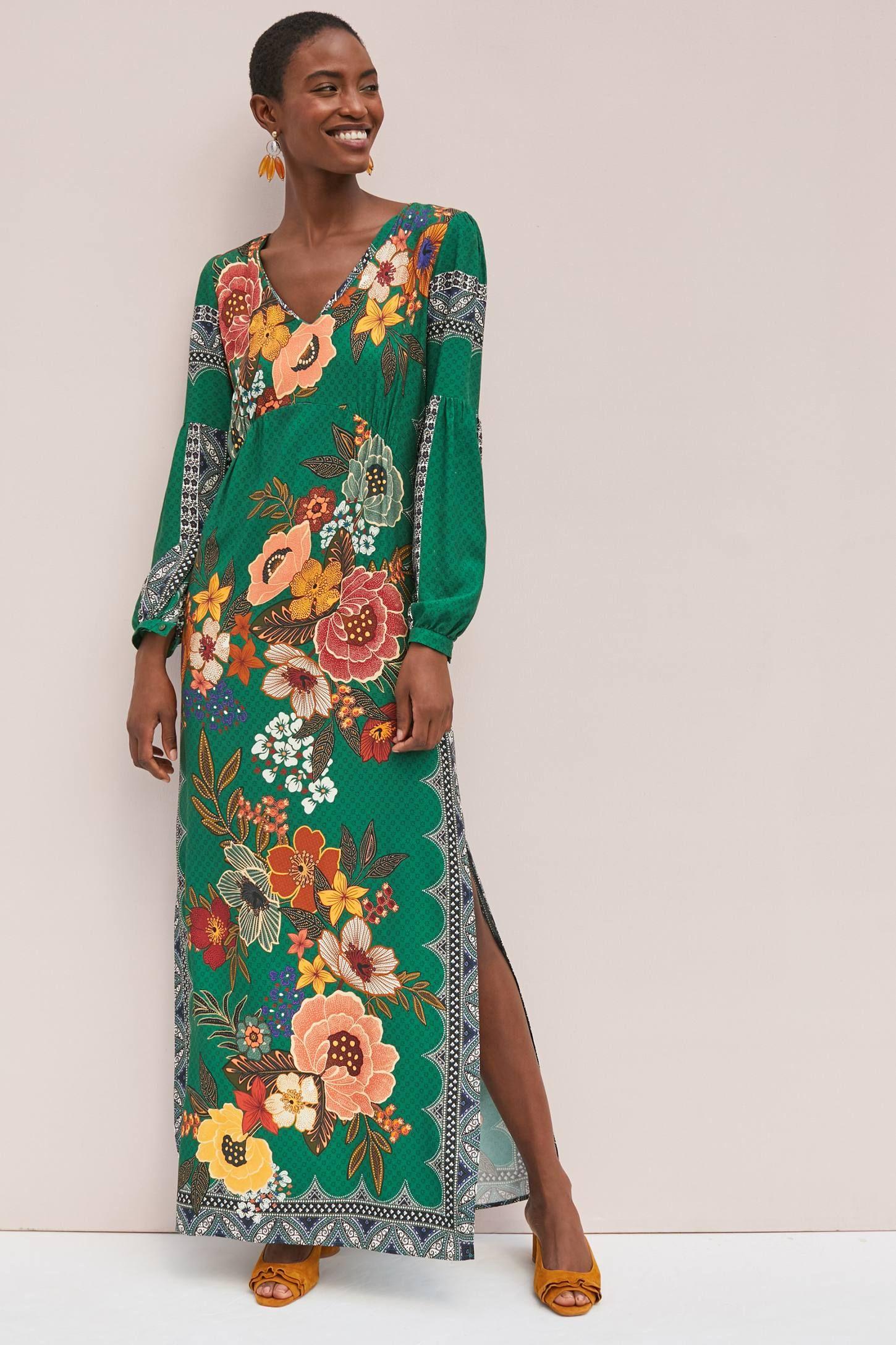77c381e3228 Farm Rio Verdor Maxi Dress in 2019 | Style Inspiration | Dresses ...