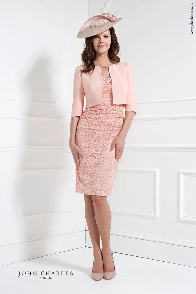 26048A Jacket | Pinterest | Vestidos de encaje, Encaje y Vestido ...