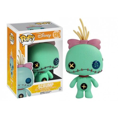 Funko Scrump, Lilo & Stitch, Disney, Chepa, Funkomania